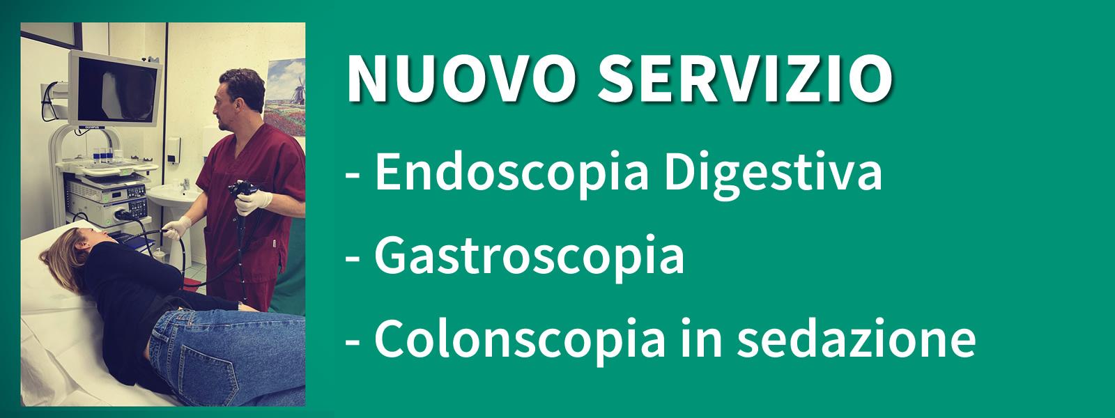 Endoscopia e Gastroscopia presso fisiomedical