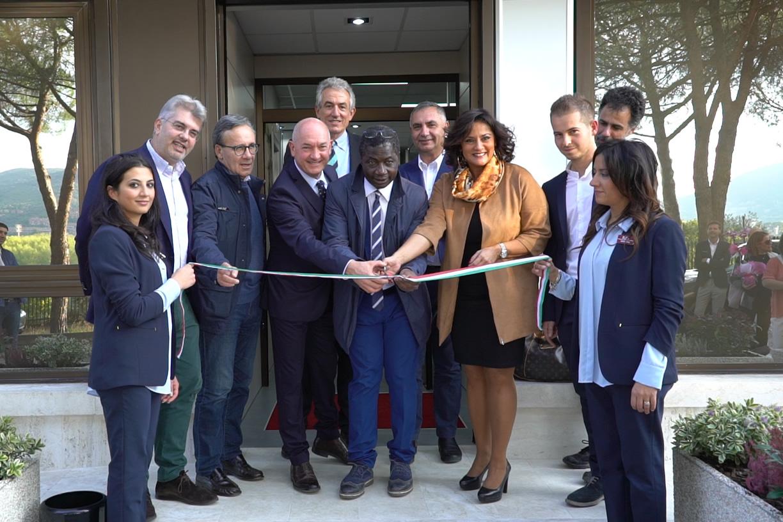 Inaugurazione sede Perugia Fisiomedical