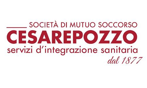 Logo CESAREPOZZO  - convenzionato con i centri Fisiomedical