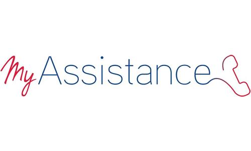 Logo MyAssistance - convenzionato con i centri Fisiomedical