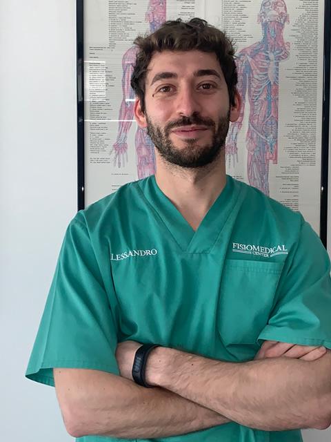 Fisioterapista Alessandro Buccilli