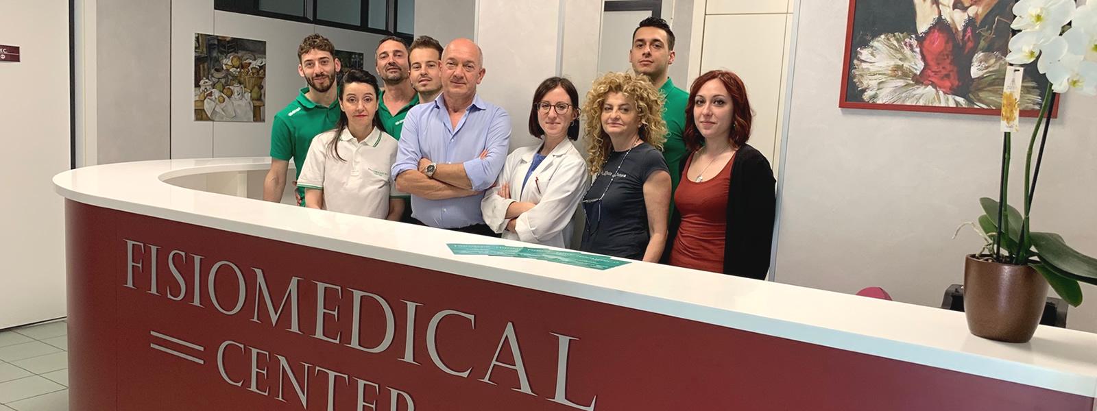 Staff Fisiomedical Perugia