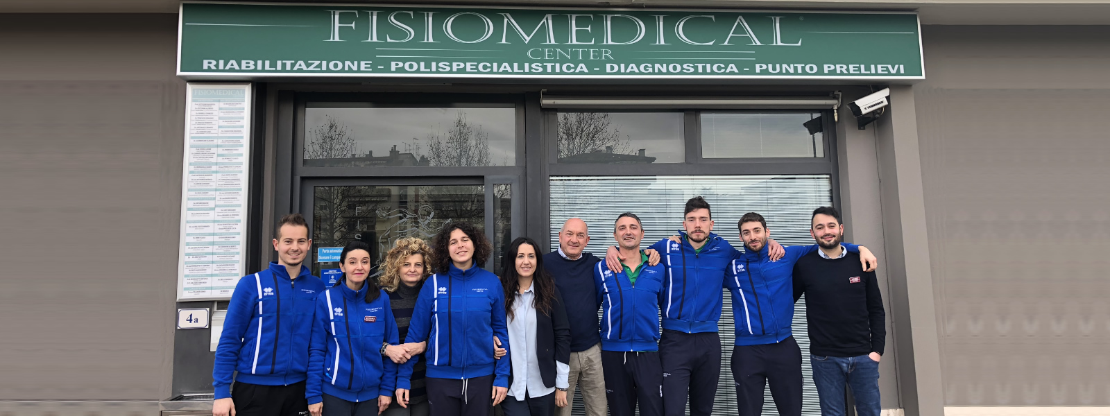 Staff Fisiomedical