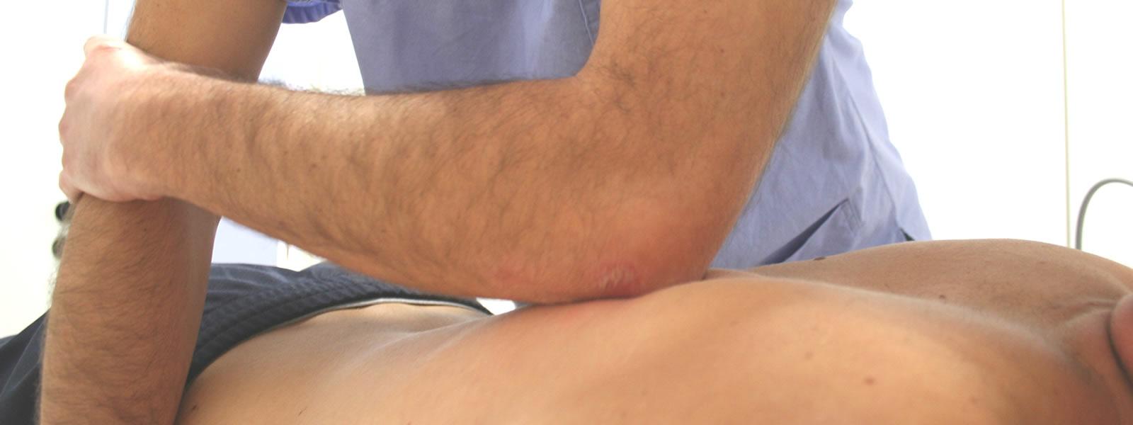 Trattamento fisioterapico Fisiomedical