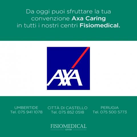 Convenzione fondo assicurativo AXA CARING