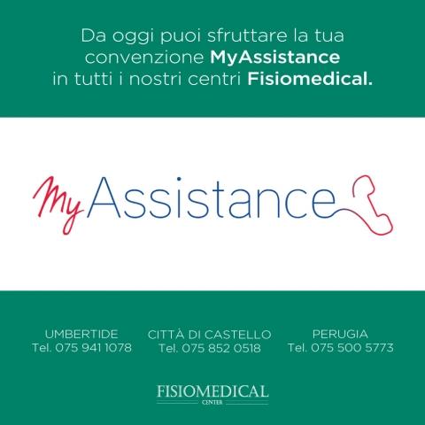 Convenzione Fisiomedical-MyAssistance